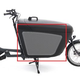 Babboe cargo bike stickers