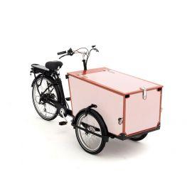Babboe cargo bike stickers Pro Trike wood - 4 sides + lid