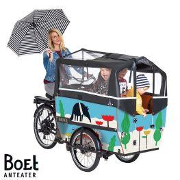 BOET by Babboe cargo bike stickers Anteater