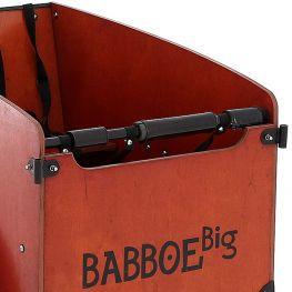 Babboe foam rollers (3 pieces)