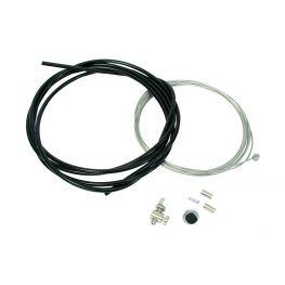Babboe brake cable set rear shimano (closed)
