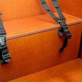 Babboe storage bench