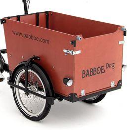 Babboe wood package Dog GWA wood