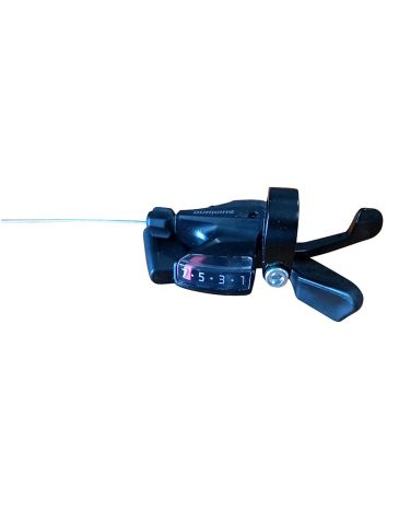 Shimano shifter black 7-speed