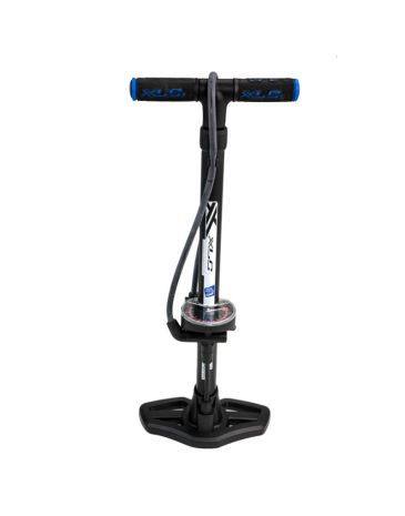 XLC bicycle pump luxe