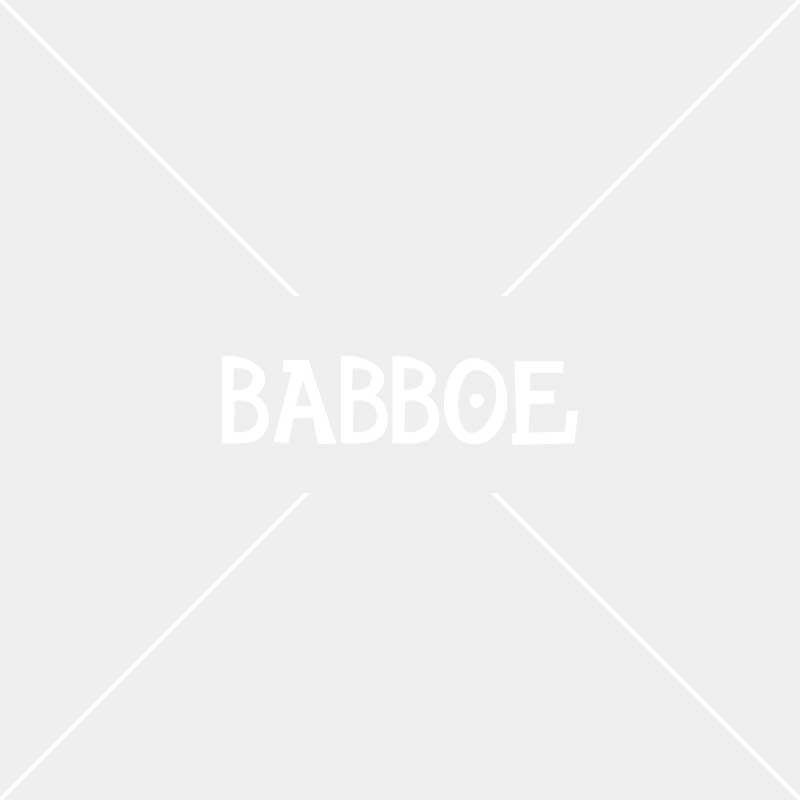 Yepp Maxi bike seat black   Babboe Slim