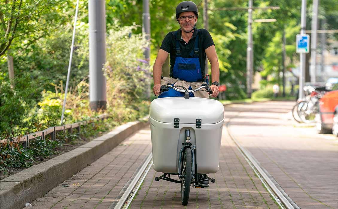 Cargo bike Babboe Pro Bike